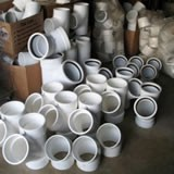 PVC & GI pipes and fittings